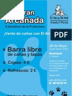 CARTEL ARCA+æADA 2011