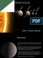Sistema Solar (Nelson Andrade)