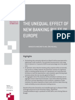 101022 Pc the Unequal Effect of New Banking Rules in Europe