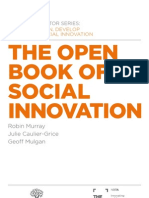 Open Book of Social Innovation (Young)