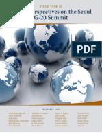 G-20 Think Tank 20 Essays