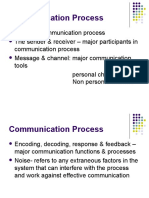 Hari Ch 2 Communicatin Process