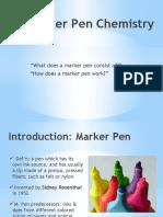 2. Marker Pen Chemistry