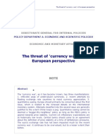 101130 Ep Jpf Zd the Threat of Currency Wars a European Perspective 01