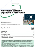Asia-Pacific Retail Business Vitality Index Report
