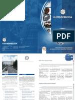 Catalog de Motoare Electrice Asincrone Trifazate ELPREC
