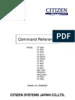 Citizen - CommandReferencePOS