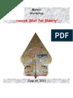 Dody Firmanda 2011 - Workshop PS6