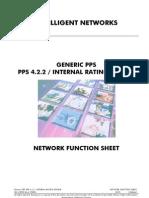3BL45090BAAANSZZA - IRE Network Function Sheet