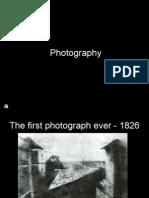 Photography presentation