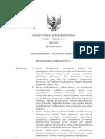 UU 6-2011 Keimigrasian