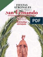 Program a Fiestas San Fern an Do 2011