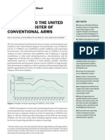Reporting to the United Nations Register of Conventional Arms