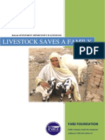 Halal investment in livestock partnership with the poor