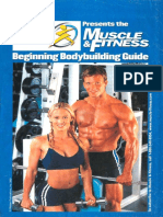 hot sales 84f72 555c5 Begining Bodybuilding Guide