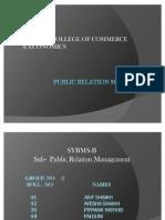 Copy of Public Relation Media