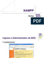 17040093 Xampp Trabajo Con Mysql