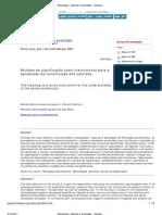 Psicologia_ ciência e profissão - Núcleos de significação como instrumento para a apreensão da constituição dos sentidos