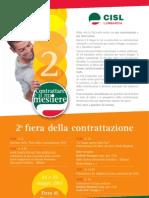 Programma cisl 2011