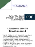 CARIOGRAMA