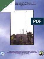 Analisa Kualitas Udara