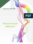 Plano de Acção 2009-20013 BE EPADRV