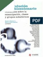 54058424 Varios Autores La Revolucion en El rio Reflexiones Sobre La Emancipacion Clases y Grupos Sub Alter Nos