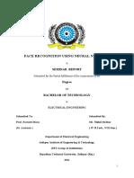 Nikhil Seminar Report