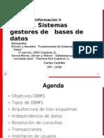 Basesdatos Teo2 Sistemas Db