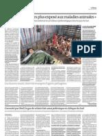 Convoité par Shell, le gaz de schiste fait aussi polémique en Afrique du Sud (18 mai 2010, Le Monde)