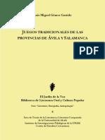 Juegos Tradicionalesde Andalucía