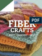 Storey' Fiber Crafts Catalog, 2011