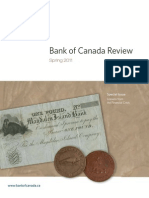 Bank of Canada Review Spring 2011