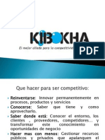 Presentación Kibokha SAS