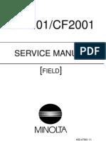 Manual Servicio Field