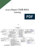 Board Repair CSDR Matrix