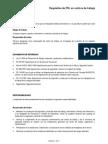Requisitos de PRL en Centros de Trabajo