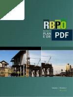 Revista RBPO n1 Preview