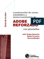 Adobe Reforzado