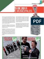 Especial Elecciones 2011 Entorno Valdizarbe