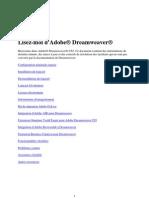 Dreamweaver CS5 — Lisez-moi