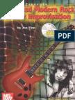 Jon Finn Advanced Modern Rock Guitar Impro