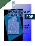 Manual Adquisiciones