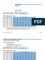 LATICRETE Grout Coverage Calculator - By Unit Size - US Version3