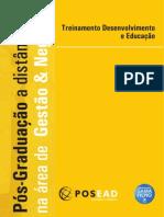 Treinamento Desenvolvimento e Educação