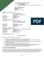 UT Dallas Syllabus for fin6315.5u1.11u taught by David Springate (spring8)