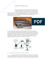 Cenários de Testes e Configurações em Roteadores Cisco