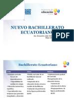 Nuevo Bachillerato Ecuatoriano