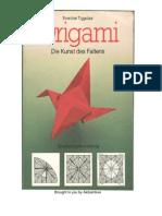 Everdien Tiggelaar - Origami-Die Kunst Des Faltens