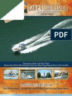 Lake Cumberland Kentucky Visitor Guide 2011